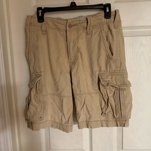 Boys Abercrombie & Fitch cargo shorts
